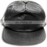 Leather Sports Caps Art No: 1398