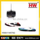 4 channels RC Boat with batteries high Speed Electric remote control toys for Pools, Lakes and Outdoor Adventure