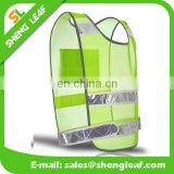 The EN ISO 20471 reflective Safety Vest, reflective vest yellow
