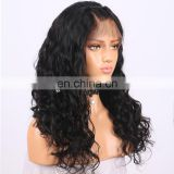 Cheap high quality human hair 100% hair long wig