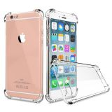 Clear Transparent Soft TPU Phone Cover Case For iPhone 7