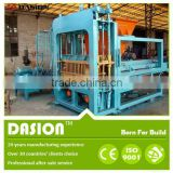 interlock brick making machine price DS Series construction machinery concrete block brick machine making on sale