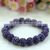 latest tresor paris shamballa bracelet elastic expand bracelets jewelry findings