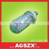 Shenzhen led light manufacturor Replace CFL Garden post top light e27 12v corn cob bulbs