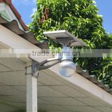 Solar led light 12W Motion Sensor solar powered garden lights, Integrated All in One Solar LED Street Light12W