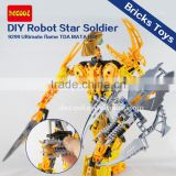 Inquiry about Decool 9299 Robot Star Soldier Ultimate flame TDA MATA HUI DIY Bricks Toys