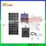 China new design portable solar system price for home use /solar system price 3000w/solar system price 5000w
