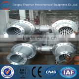 ASME certified shell and tube heat exchanger /finned tube heat exchanger