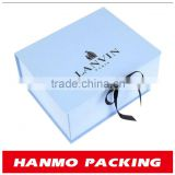 custom made&printed packaging box for hair weave factory price