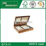 Fashion wooden box wooden gift box wooden pen box