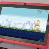 "7"" Allwinner A13 Q88 tablet pc 5 point capacitive Screen + android 4.0 + Multi Touch + 1.2GHz 512MB 4GB + Webcam + Wifi + HDMI"