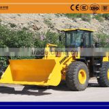 4.5m Super Long Boom Wheel Loader - 4.5m Dumping - For Fetilizer/Corn/Cassava/Powder/Grain Farm Usage for sale