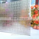 black mirror/decorative mirror/interior door glass/background wall glass/curtain wall/TJ/CJ-net garden
