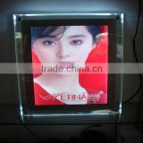 custom engrave plastic letters acrylic block photo frame