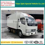 Dongfeng 3300mm Wheelbase 4x2 Small Cargo Van Truck Made in China