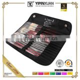 13pcs Specialty Different Shapes Bristle Hair Artist Paint Brush Set With Bag In Stock
