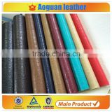 China leather pvc leather uphostery fabric for car seat covers leather                                                                         Quality Choice