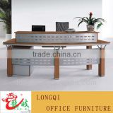 hot selling high quality reception desk dimensions M08