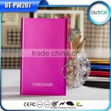 China factory promotional gift 4000mah external battery pack mobile phone charger private label