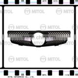 For Mercedes Benz W209 Front Grille 03-09 Car Accessories