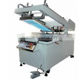 screen printing machine with vacuum table made in China factory