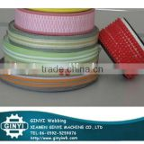 Beautiful different-width webbing with decoration