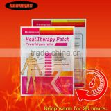 new products 2016 menstrual heating patch Heat Therapy Pain Relief pad