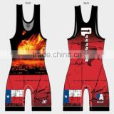 Custom sublimation triathlon wetsuit