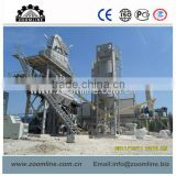 Movable Hot Mix Bitumen Machine