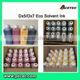 Acetek brand ink for eco solvent cleaning solution