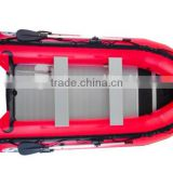 ce certification and High Speed Dinghy Rubber Catamaran speed Boat