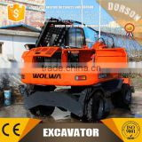 China best export wheel excavator blank wheel market waiting for you