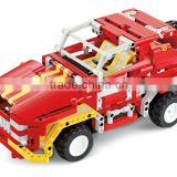 BNR900243 Michty Torrent Rc car diy toys set plastic Building Blocks toy baby educational toys