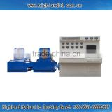 High quality hydraulic test bench with flow rate 380l/min for hydraulic repair factory and manufacture