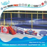 Fctory direct sale good quality trampoline park outdoor