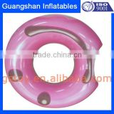 Inflatable Chocolate Dount Swimming Ring Float