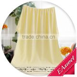 china factory supply bamboo bath towel low price