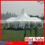 2014 Cheap hot sale CE ,SGS ,TUV cetificited aluminum alloy frame and PVC fabric heavy duty canvas tent