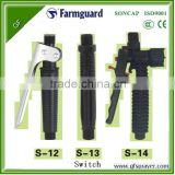 Taizhou Farmguard Manualtypes of knapsack sprayer Parts of gardens rechargeable electric backpack sprayer spare parts