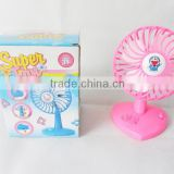 Kids USB Mini Fan, B/O USB Super Fan