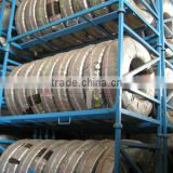 garage used tire storage racks