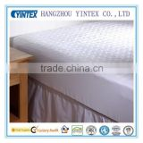 China Supplier Top selling Soft Anti-Dustmite Waterproof Bed Bug mattress encasement and mattress protector cover