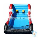 pvc tarpaulin inflatable basketball game for adults and kids                                                                         Quality Choice