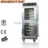 Shentop STPP-CMB9A Commercial Kitchen Equipment stainless steel electric food warmer for catering