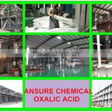 oxalic acid sodium formate for formic acid oxalic acid catalyst fluidizing dryer used in oxytetracycline