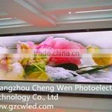2015 perfect showing effect P5 indoor full color LED display