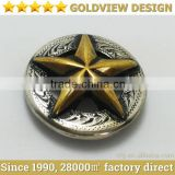 Antique silver military souvenir challenge coins custom coins,metal colourd silver coins