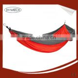 Single Size Portable Parachute Nylon Fabric Hammock Travel Camping