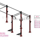 Power rack BWR006 Open insurance two units / gym equipment/crossfit rack
