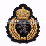 BLAZER POCKET BADGE EMBROIDERED
